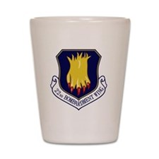 22nd Bomb Wing Shot Glass