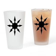 chaosstar01 Drinking Glass