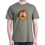 Masonic Vietnam Vets Dark T-Shirt