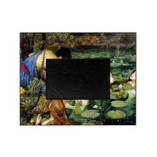 HYLAS AND THE NYMPHS, 1896, OIL ON C Picture Frame