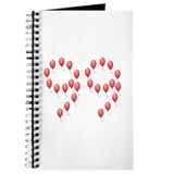 99 Red Balloons Journal