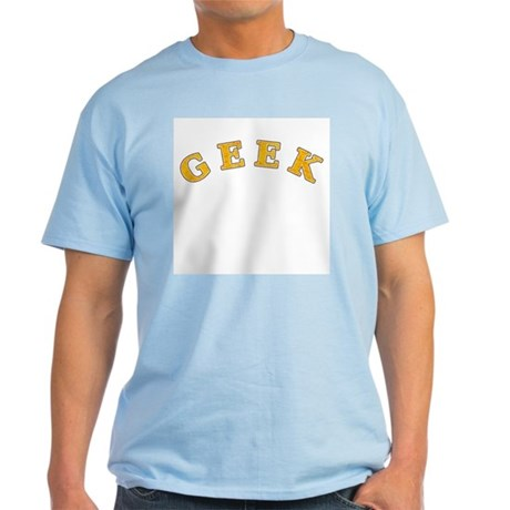 Geek T-Shirt (Light Colors)