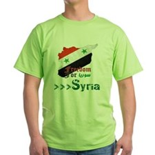 Freedom for syria T-Shirt