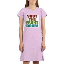 Designs-Castle071-03 Women's Nightshirt
