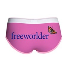 freeworlder-center Women's Boy Brief