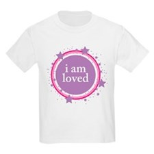 i am loved Kids T-Shirt