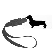 Doxie Small Luggage Tag