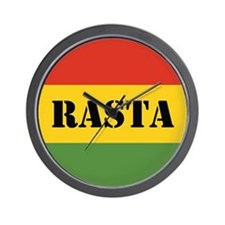Rasta Clock at Rasta Gear Shop
