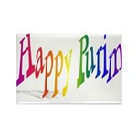 Happy Purim Rectangle Magnet (100 pack)