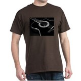 Black Guitar T-Shirt