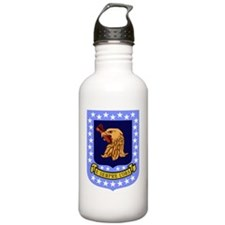96th Bomb Wing 2 Water Bottle