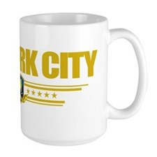 New York City (Flag 10) pocket Mug