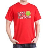 Game Set Match T-Shirt