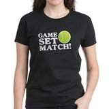 Game Set Match Tee