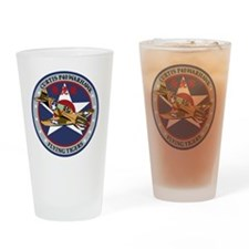 p-40 Drinking Glass