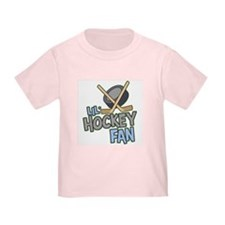 Lil' Hockey Fan T