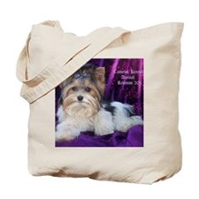 benji reunion1 Tote Bag