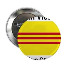 "South-Vietnam-Light 2.25"" Button"