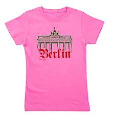 Berlin Brandenburg Gate Girl's Tee