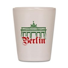 Berlin Brandenburg Gate Shot Glass