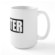 castle writer Large Mug