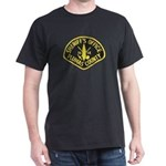 Plumas Sheriff Dark T-Shirt