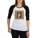 Corgi Head Study Jr. Raglan