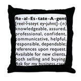 BRAG Throw Pillow