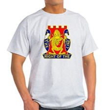 112-14_14th Infantry Regiment Milita T-Shirt