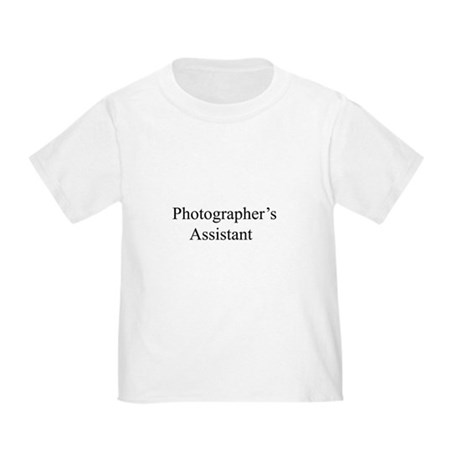 photographer's assistant Toddler T-Shirt