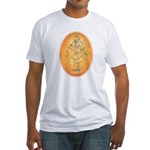 Ganesha Fitted T-Shirt