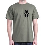 Chief Yeoman<BR> Green T-Shirt