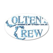 COLTENS CREW1 Wall Decal