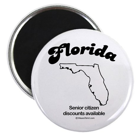 florida - senior citizen discounts available Magne