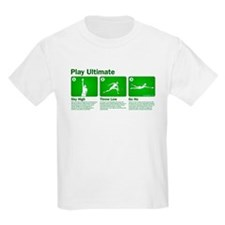 Play Ultimate Kids T-Shirt