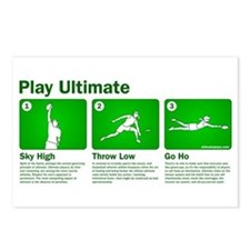 Play Ultimate Postcards (Package of 8)