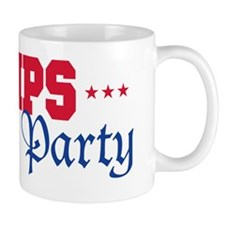 Trumps Tea Party 2 Mug
