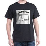 Oklahoma - we're OK T-Shirt