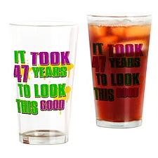47 Drinking Glass