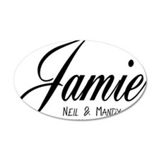 jaime Wall Decal