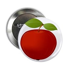 "redglassyapple 2.25"" Button"