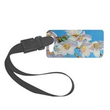 Blossoms Luggage Tag