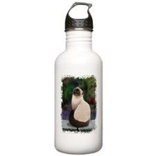 Siamese Cat Water Bottle