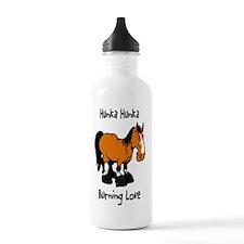 Hunka Hunka Horse Water Bottle