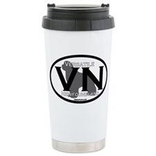 Versatile Newfoundland Title Ceramic Travel Mug