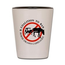 LOGO Coalition Shot Glass