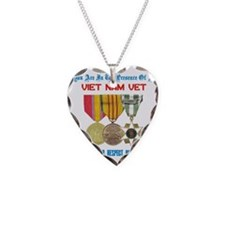 presence of vn vet Necklace