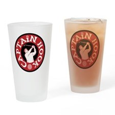 captainhooksafe Drinking Glass