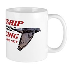 PIGEON BUMPER_sticker Coffee Mug