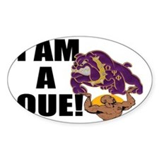 i-am-que Decal